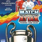 UEFA CL kaardialbum 17/18
