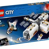 LEGO 60227 City Kuu orbitaaljaam
