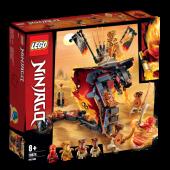 LEGO 70674 Ninjago Tulekihv