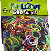 FunLoom täitepakk 500 tükki