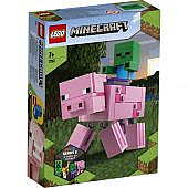 Lego Minecraft Pig