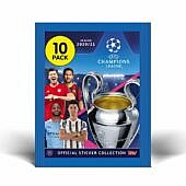 UEFA CL 2020/2021 kleebised