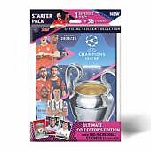 UEFA CL 2020/2021 kleebiste Starter Pack