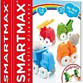 Smartmax Minu esimesed sõidukid