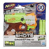 Nerf Micro Shots Zombie Strike