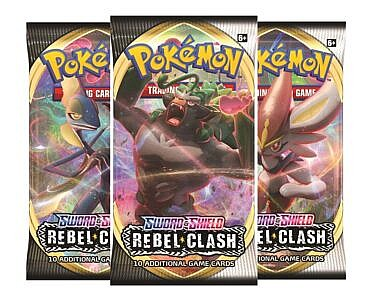 Poke Rebel Clash Booster
