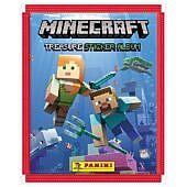 Minecraft Treasure kogumiskleepsud