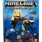Minecraft Treasure kleepsualbum